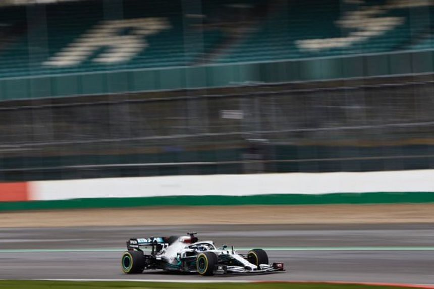 A photo of Mercedes' new car uploaded to social media.
