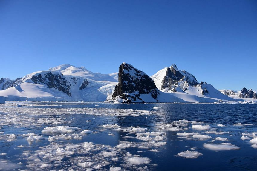 Accelerating melt-off from glaciers and especially ice sheets in Antarctica is helping drive sea level rises.