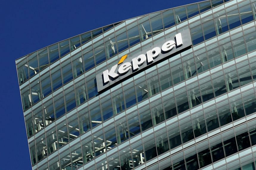 Keppel shares were trading up one cent or 0.15 per cent at $6.74 at 10:30am on Friday (Feb 14).