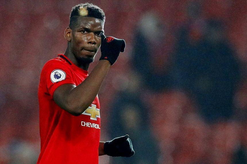 Paul Pogba has played only eight times for Manchester United this season because of injury and not at all since Boxing Day but is understood to be close to full fitness.