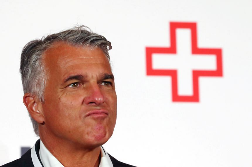 UBS CEO Sergio Ermotti briefed executives on his plans to step down this year, people with knowledge of the matter said.