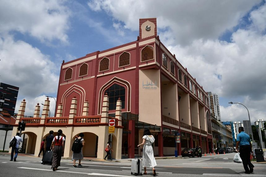 Following renovations over the past two years, the historic Angullia Mosque in Serangoon will be able to accommodate 2,500 worshippers.