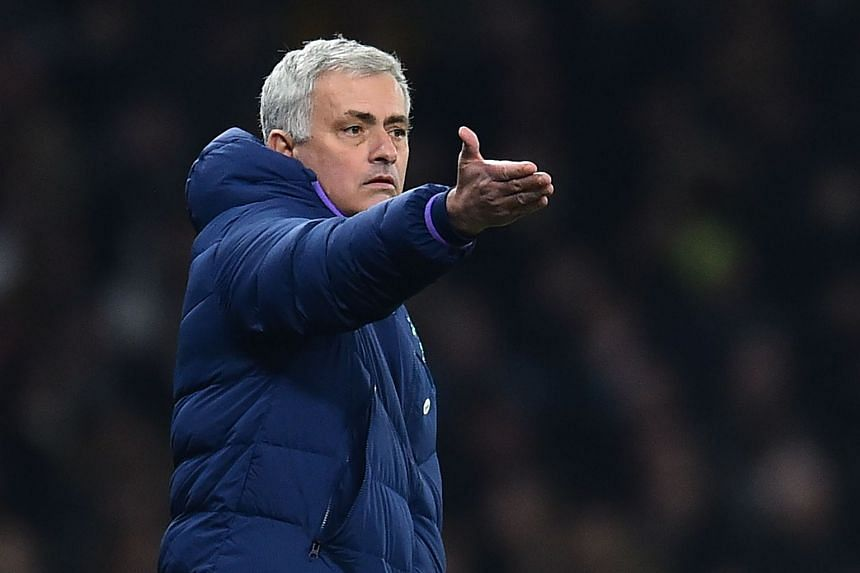 Mourinho (above) has hit out at the lack of protection for Premier League clubs playing in Europe.