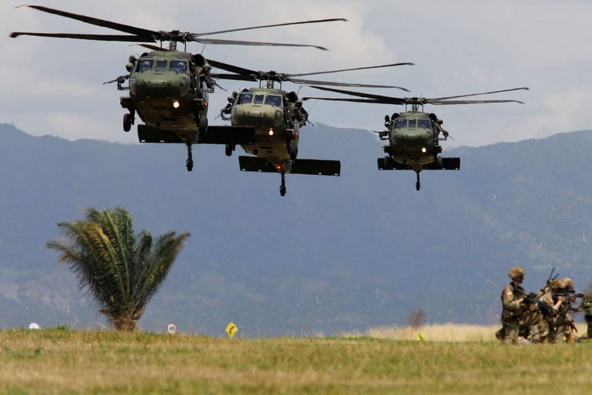 The UH-60M Black Hawk helicopter was carrying 13 people, with five surviving the crash. It disappeared from radar less than 15 minutes after taking off, and did not send a distress call.