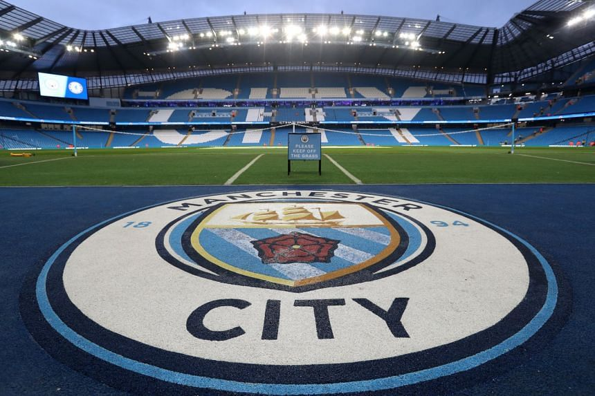 A view of the Etihad stadium in Manchester on Nov 23, 2019.