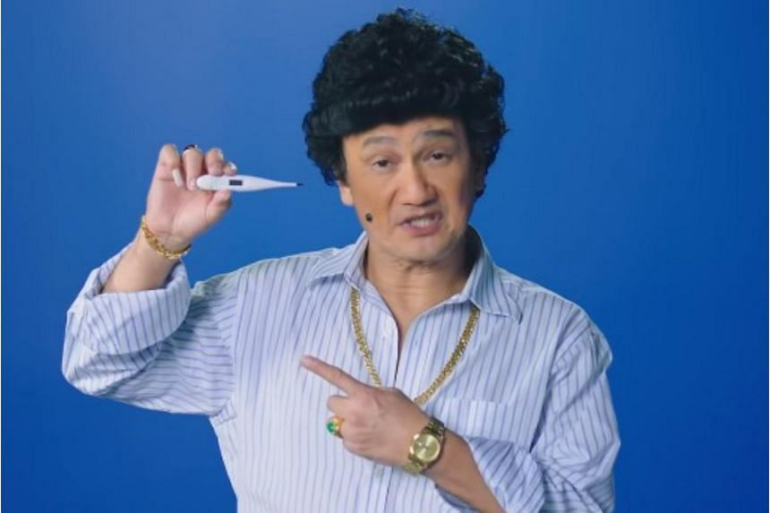 In a new gov.sg, TV character Phua Chu Kang dishes out advice to tackle the coronavirus.