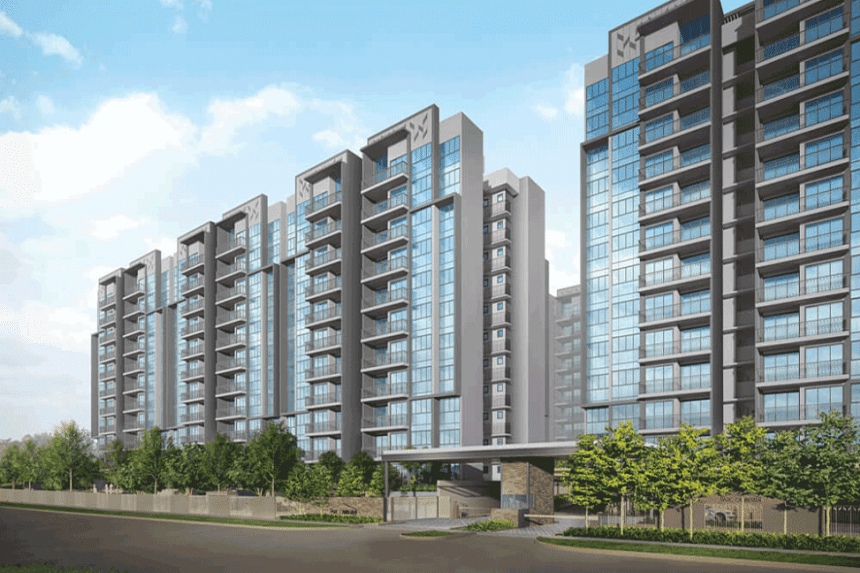 Developer Hoi Hup Sunway Canberra said it launched all the units of Parc Canberra for sale on Saturday, after an online balloting exercise was conducted the previous day.