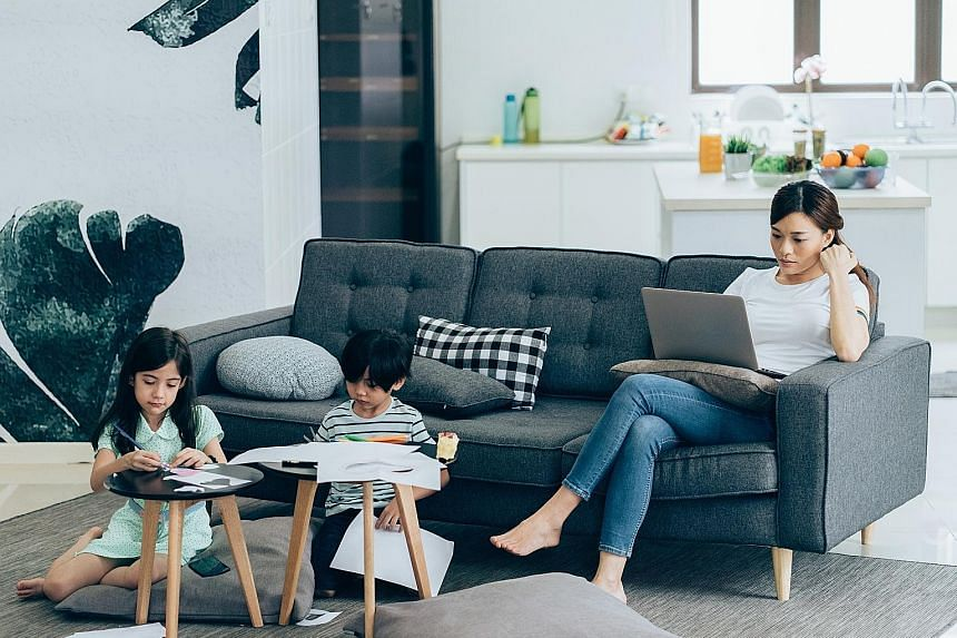Working from home may be daunting at first, but it can be sustainable in the long run, say experts.