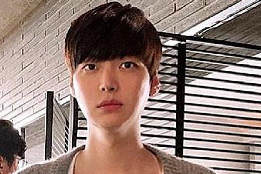 Ahn Jae-hyun. m,  ,,,,