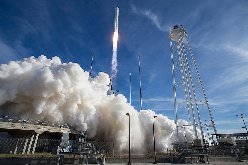 Antares launch scrubbed, moved to Saturday