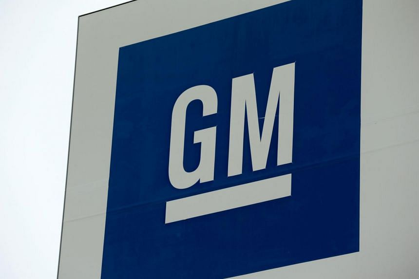 In a photo taken on Jan 27, 2020 a sign seen outside of the General Motors Detroit- Hamtramck assembly plant in Detroit.