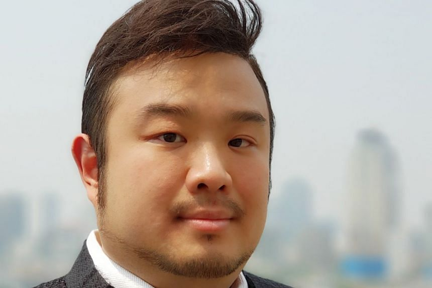 MyRepublic managing director Lawrence Chan, 35, attributes its success to its motto of always putting the customer first and not being afraid to break the mould. PHOTO: LAWRENCE CHAN