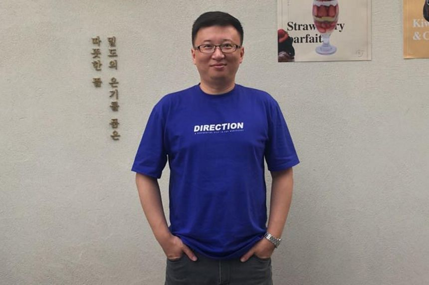 University lecturer and Wuhan native Ding Hui, 40, was hospitalised on Feb 9 for Covid-19. His wife followed suit a few days later. They are both recovering in hospital.