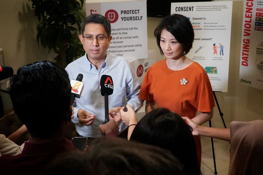 The task force will be co-chaired by Senior Parliamentary Secretary for Home Affairs Sun Xueling and Senior Parliamentary Secretary for Social and Family Development Muhammad Faishal Ibrahim.