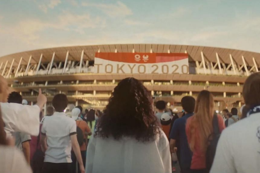 """Tokyo 2020 organiser said the motto reflected the """"universal values"""" and """"unifying power of sport""""."""