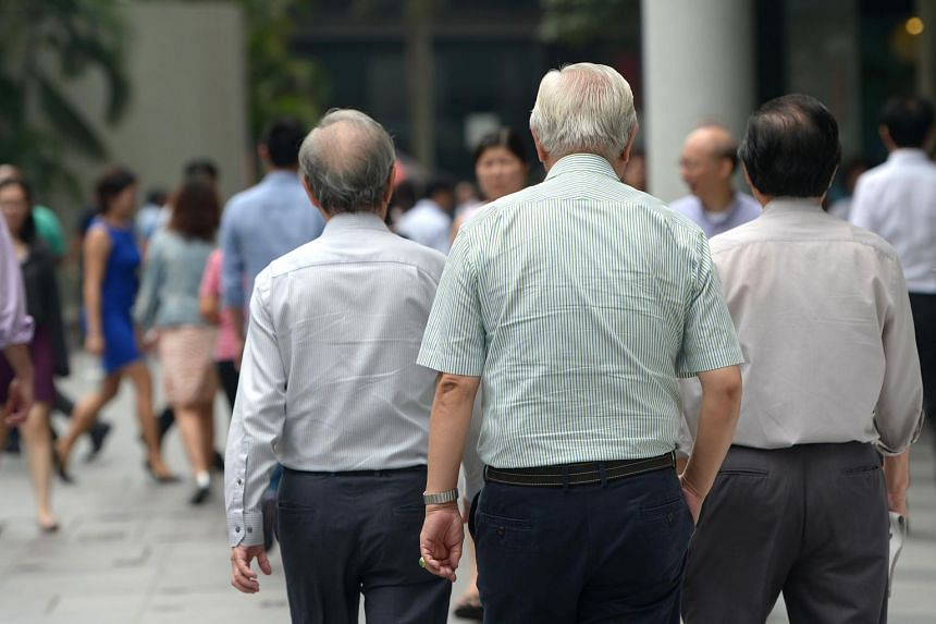 Employers of workers aged 55 to 59 can receive 2 per cent in subsidies next year, and then 1 per cent in 2022.
