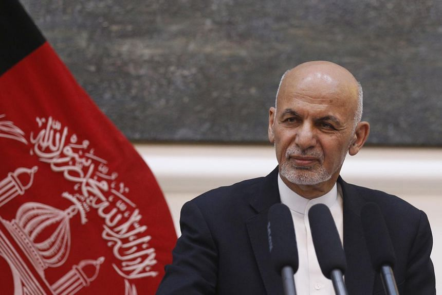 Ashraf Ghani named Afghan election victor. His opponent claims victory, too
