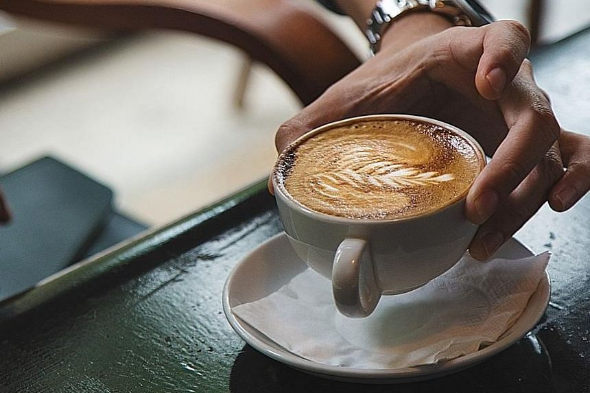Drink coffee in moderation - three to five cups or up to 400mg of caffeine - to reap its benefits.