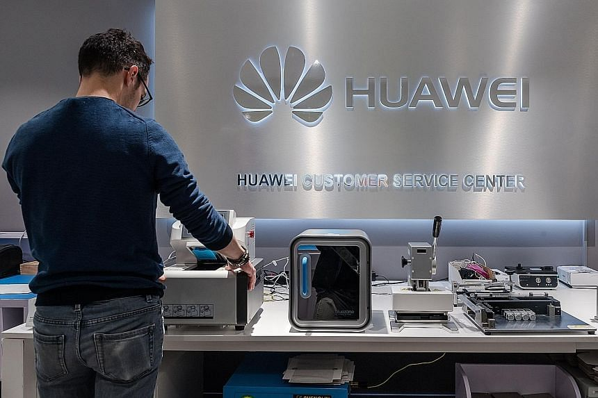 The US is trying to cobble together a viable American-European alternative to compete with Huawei, as officials sense their warning that the Chinese firm poses an unmanageable security threat is losing punch in Europe.