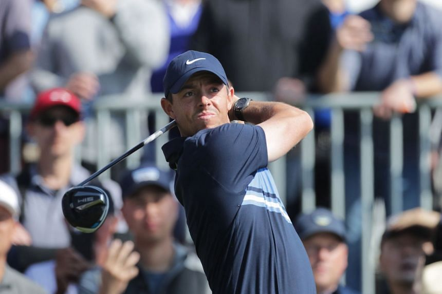 McIlroy (above) says he prefers to have autonomy over his career choices.