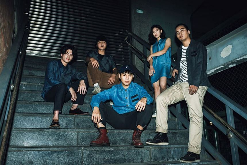 Indie Taiwanese band Your Woman Sleep With Others' debut album is brimming with ideas.