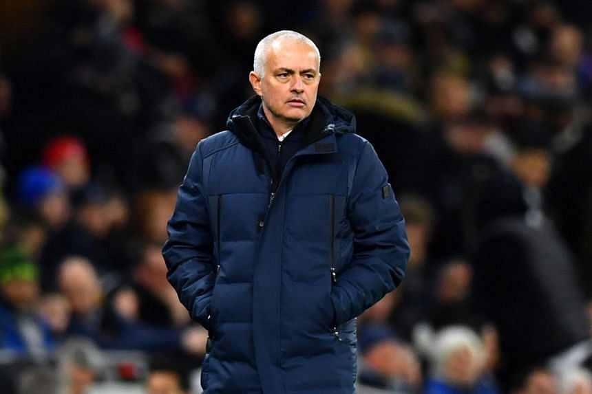 Jose Mourinho (pictured) was eclipsed by Leipzig's fresh-faced young coach Julian Nagelsmann.