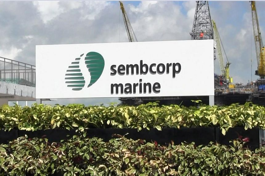 Sembcorp Marine said that business activity levels remain low for all segments except for repairs and upgrades.
