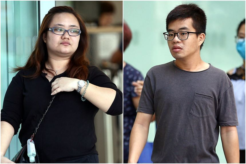 Amanda Yeo Pei Min told her lover Leong Wei Guo to loosen the wheel bolts of her husband's car and cut its brake wires.