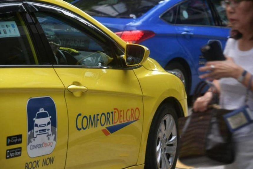 ComfortDelGro on Thursday (Feb 20) said a daily rental rebate of $16.50 will be given to each taxi from Feb 21 till the end of March.