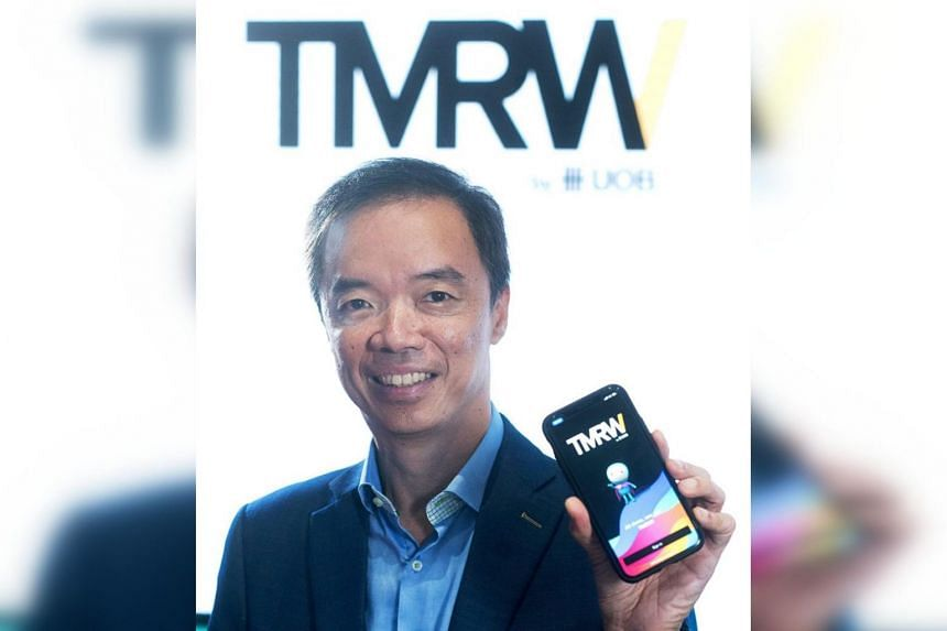 """Group head of TMRW digital group Dennis Khoo said TMRW is """"well-within"""" its target to be marginal-cost positive in five years."""