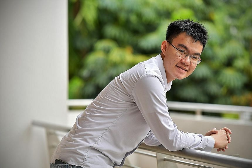 Mr Lim Yong Jin was diagnosed with a rare disorder - autoimmune limbic encephalitis - which results in seizures and possible short-term memory loss, during his A-level preliminary examinations in 2018.