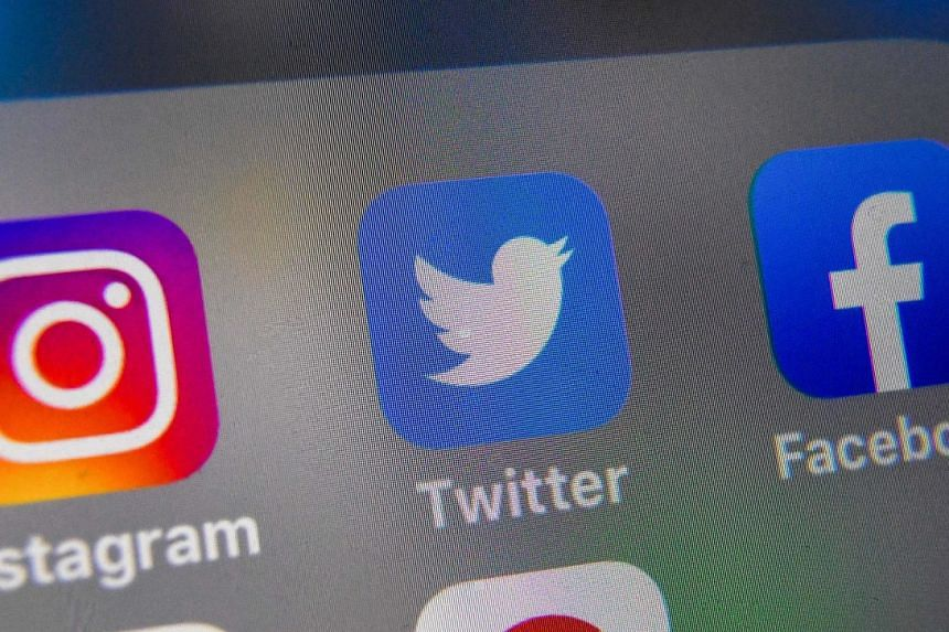 False personas are being used on Twitter, Facebook and Instagram to advance Russian talking points and conspiracies, US officials said.
