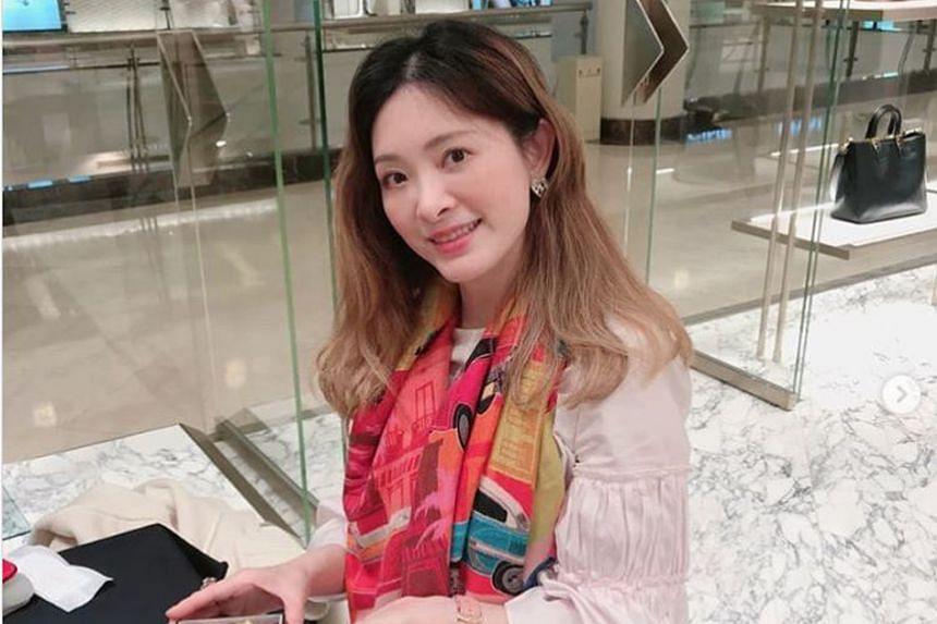 "Serena Liu is known as Taiwan's ""queen of ballroom dancing""."