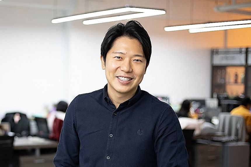 Revez CEO Victor Neo's company delivers immersive, interactive virtual and multimedia experiences for end users.