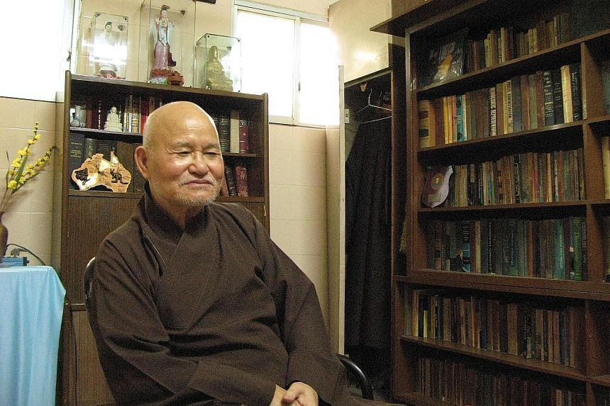 Mr Thich Quang Do, head of the banned Unified Buddhist Church of Vietnam, was an advocate for religious freedom and human rights. He spent some 30 years in and out of prison or under house arrest.