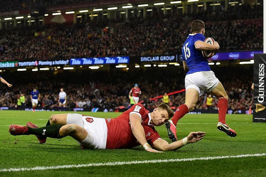Six Nations: Wales name team to play France