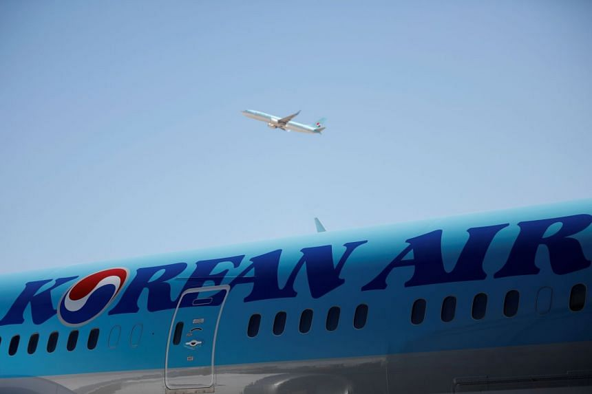 Korean Air has decided to halt all flights to Daegu until March 28, while Asiana will halt all flights to the city until March 9, their representatives said.