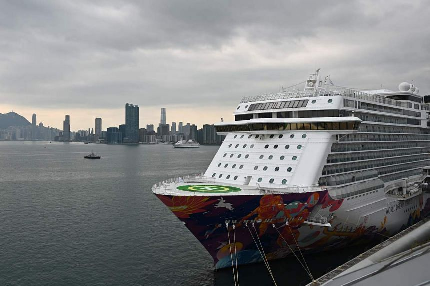 Coronavirus Indonesia To Evacuate Its 188 Citizens Working On World Dream Cruise Ship Se Asia News Top Stories The Straits Times