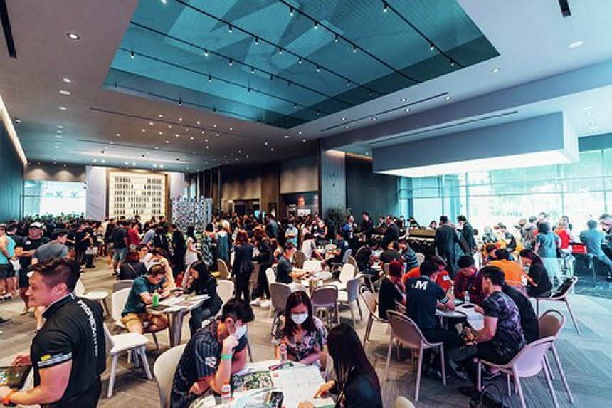 More than 2,000 people visited The M's sales gallery at the junction of Middle Road and Selegie Road when it opened its doors to the public on Feb 15 and Feb 16.