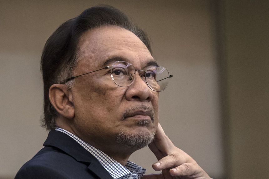 Mr Anwar Ibrahim met with other coalition heads, following his statement that he was betrayed by Parti Pribumi Bersatu Malaysia and a faction within his own party.