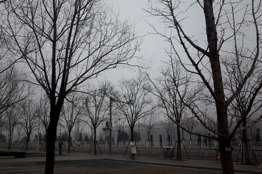 All but two per cent of China's cities exceeded World Health Organisation guidelines for PM2.5 levels, while 53 percent exceeded less stringent national safety limits.