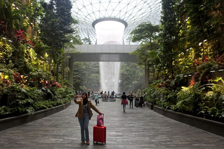 The coronavirus outbreak, which worsened from late January, had reversed a promising start to the year for Changi Airport.