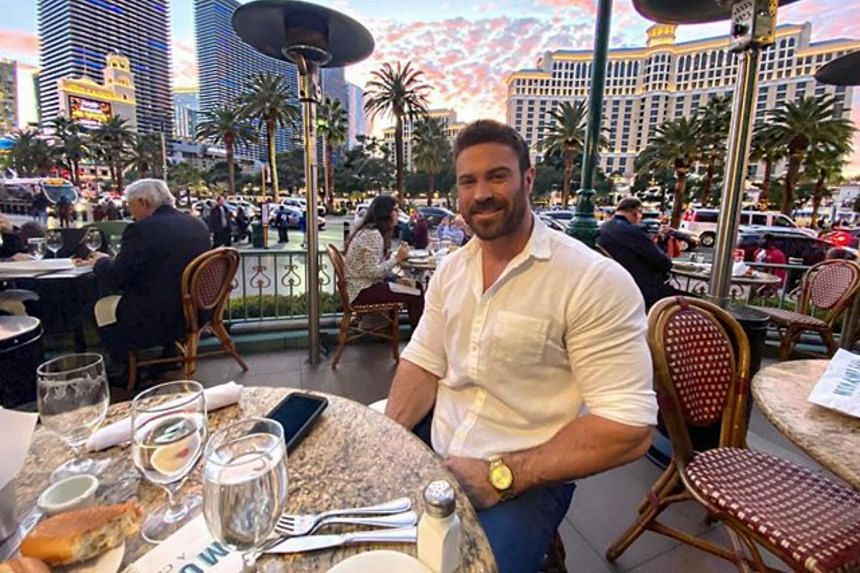 The Bachelorette's Chad Johnson arrested for robbery and domestic violence