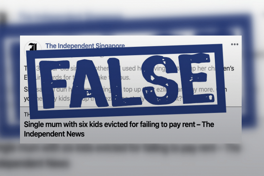 Minister for National Development Lawrence Wong has told the Protection from Online Falsehoods and Manipulation Act Office to issue a correction notice against political activist Gilbert Goh, and alternative news site The Independent Singapore.