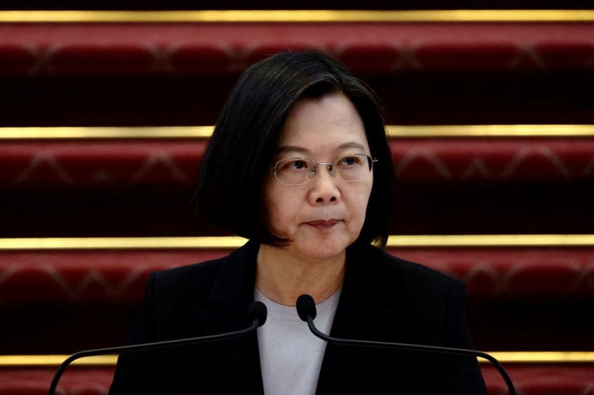 Police are investigating a surge of stories spreading online and through social media claiming President Tsai Ing-wen's government was trying to cover up an outbreak.