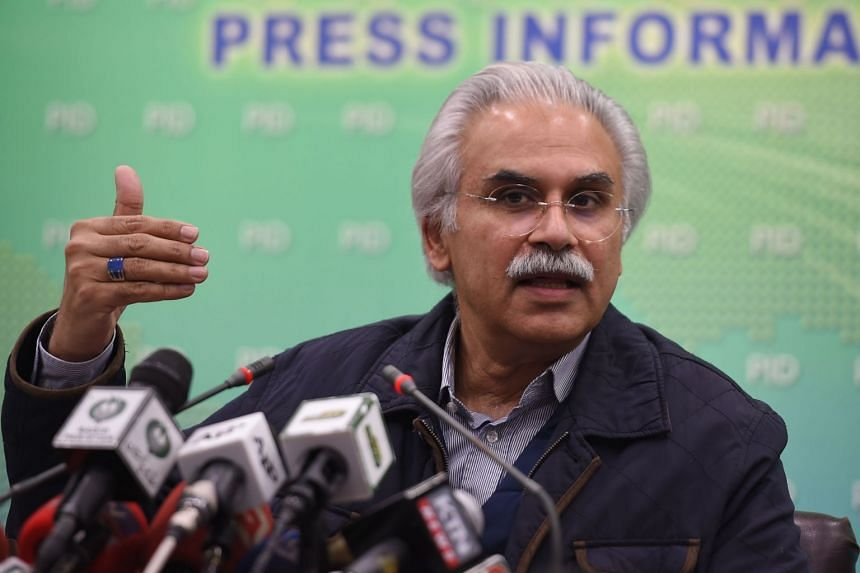 Health Minister Zafar Mirza (above) tweeted that both cases were stable.