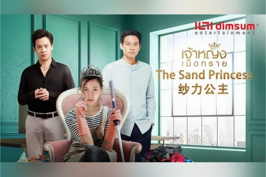 The shows will be streamed in their original Thai audio, with English and Mandarin subtitling options.