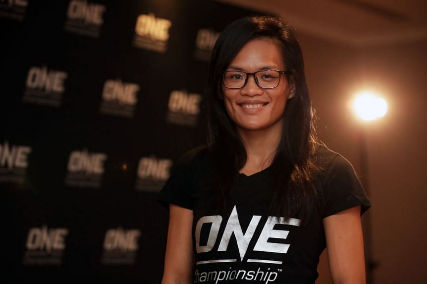Mixed martial arts fighter Tiffany Teo is determined to get a victory over Ayaka Miura to earn a shot at the One Championship women's strawweight title.