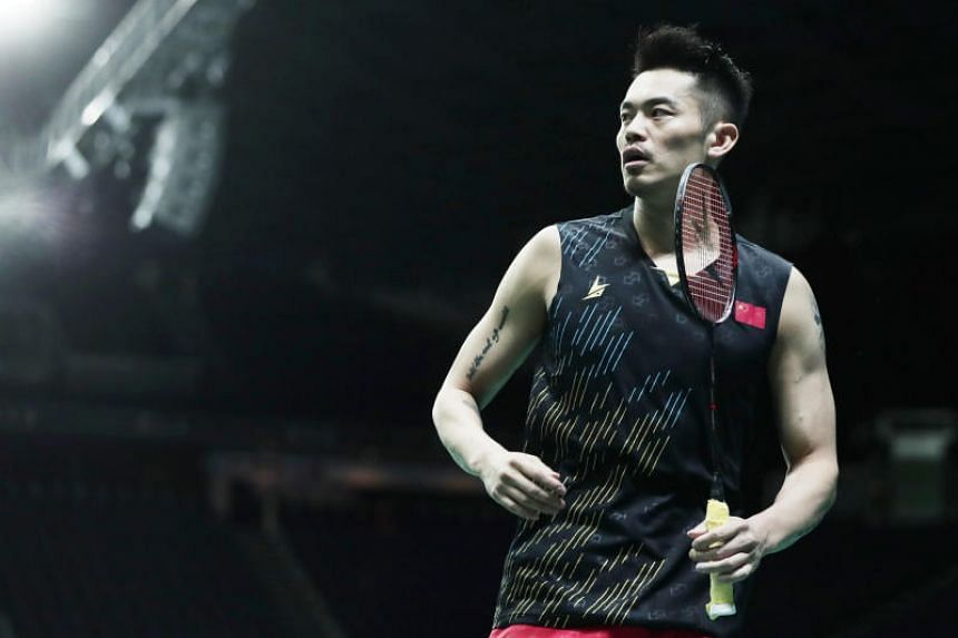 The loss of qualifying tournaments will pose a problem for two-time Olympic champion Lin Dan, who needs a rapid rise up the rankings to win a place on the Chinese team.