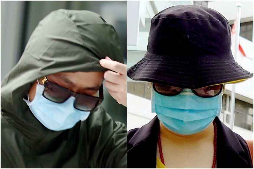 Chinese national Hu Jun and his wife Shi Sha are the first people to be charged under the Infectious Diseases Act here with regards to the coronavirus outbreak.